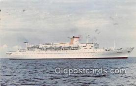 shi056202 - Veracruz Canada, St Lawrence Ship Postcard Post Card