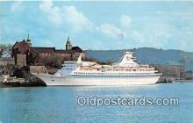 shi056210 - Royal Caribbean Cruise Line Miami, Florida USA Ship Postcard Post Card