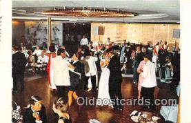 shi056218 - Oceanic Italian Hall Ship Postcard Post Card