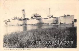 shi056224 - Incoming Steamer Pugwash, Nova Scotia Ship Postcard Post Card