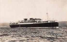 shi056244 - Marechal Joffre  Ship Postcard Post Card