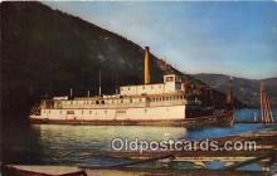 shi056254 - SS Moyie Neslon, BC Ship Postcard Post Card