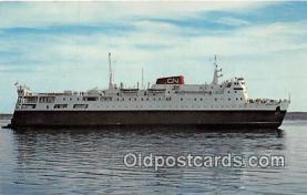 shi056256 - mV Ambrose Shea Newfoundland Ports Ship Postcard Post Card