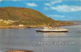 shi056260 - Princess of Acadia Digby Gap Ship Postcard Post Card