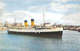 shi056262 - Princess Marguerite BC Coast Steampship Service Ship Postcard Post Card