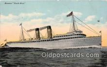 shi056295 - Steamer Northwest  Ship Postcard Post Card