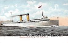 shi056296 - Northern Steamship Co's SS North Land  Ship Postcard Post Card