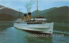 shi056309 - Princess Patricia Canadian Pacific Ship Postcard Post Card