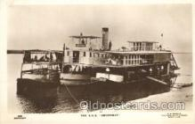 shi058006 - The S.G.S. Omdurman Steamer, Steamers, Ship, Ships Postcard Postcards