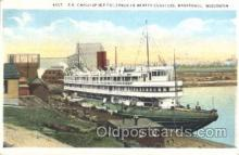 shi058013 - S.S. Christopher Columbus Steamer, Steamers, Ship, Ships Postcard Postcards