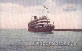 shi058014 - Whaleback Stearmer Steamer, Steamers, Ship, Ships Postcard Postcards