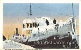 shi058016 - Alex McDougall Steamer, Steamers, Ship, Ships Postcard Postcards