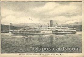 shi058018 - Robert Fulton Steamer, Steamers, Ship, Ships Postcard Postcards