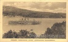 shi058020 - Washington Iriving Steamer, Steamers, Ship, Ships Postcard Postcards