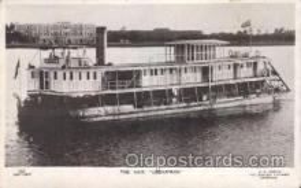 shi058026 - The S.G.S. Omdurman Steamer, Steamers, Ship, Ships Postcard Postcards