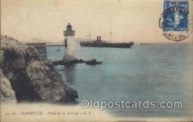 shi058027 - Marseille Steamer, Steamers, Ship, Ships Postcard Postcards