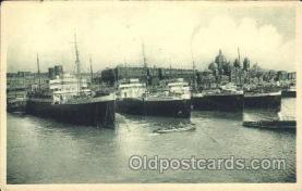 shi058028 - Marseille Steamer, Steamers, Ship, Ships Postcard Postcards
