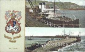 shi058034 - Dover Steamer, Steamers, Ship, Ships Postcard Postcards