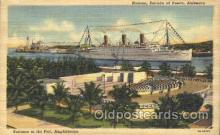 shi058050 - Amphitheater Steamer, Steamers, Ship, Ships Postcard Postcards