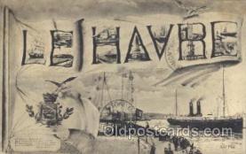 shi058051 - Le Havre Steamer, Steamers, Ship, Ships Postcard Postcards