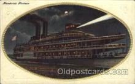 shi058056 - Hendrick Hudson Steamer, Steamers, Ship, Ships Postcard Postcards