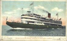 shi058061 - S.S. Christopher Columbus Steamer, Steamers, Ship, Ships Postcard Postcards