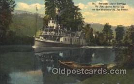 shi058067 - Idaho, U.S.A. Steamer, Steamers, Ship, Ships Postcard Postcards