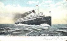 shi058079 - Western States Steamer, Steamers, Ship, Ships Postcard Postcards