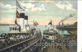 shi058081 - Detroit, Mich Steamer, Steamers, Ship, Ships Postcard Postcards