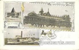 shi058082 - Str. Nantasket Steamer, Steamers, Ship, Ships Postcard Postcards