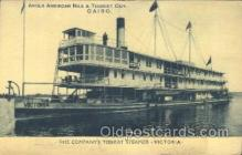 shi058088 - Victoria Steamer, Steamers, Ship, Ships Postcard Postcards