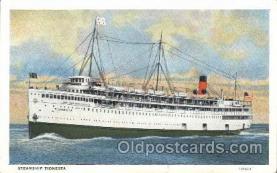shi058089 - Tionesta Steamer, Steamers, Ship, Ships Postcard Postcards