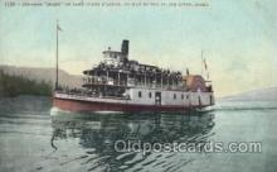 shi058090 - Idaho Steamer, Steamers, Ship, Ships Postcard Postcards