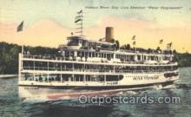 shi058092 - Peter Stuyvesant Steamer, Steamers, Ship, Ships Postcard Postcards