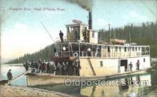 shi058093 - Newport Boat, Pend O'Reille River Steamer, Steamers, Ship, Ships Postcard Postcards