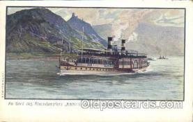shi058099 - Kaiserin Augusta Viktoria Steamer, Steamers, Ship, Ships Postcard Postcards