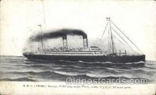 shi058109 - R.M.S. Caronia - Tonnage Steamer, Steamers, Ship, Ships Postcard Postcards