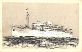 shi058118 - Marechal Joffre Steamer, Steamers, Ship, Ships Postcard Postcards