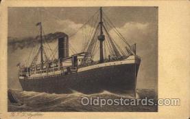 shi058120 - R.T.D. Seydlitz Steamer, Steamers, Ship, Ships Postcard Postcards