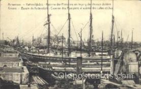 shi058128 - Antwerpen-Kattendijkdok Steamer, Steamers, Ship, Ships Postcard Postcards