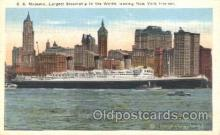 shi058134 - S.S. Majestic Steamer, Steamers, Ship, Ships Postcard Postcards