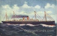 shi058136 - S.S. Baltic Steamer, Steamers, Ship, Ships Postcard Postcards