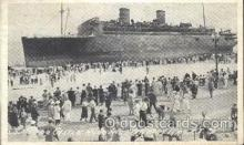 shi058140 - S.S. Morro Castle - Asbury Park, New Jersey, USA Steamer, Steamers, Ship, Ships Postcard Postcards