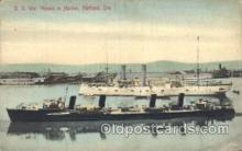 shi058168 - U.S. War Vessels - Portland Oregon, USA Steamer, Steamers, Ship, Ships Postcard Postcards