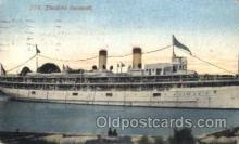 shi058176 - Theodore Roosevelt Steamer, Steamers, Ship, Ships Postcard Postcards