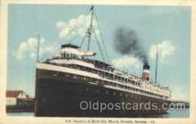 shi058179 - S.S. Noronic Steamer, Steamers, Ship, Ships Postcard Postcards