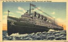 shi058181 - See and Bee Steamer, Steamers, Ship, Ships Postcard Postcards