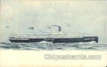 shi058205 - Western States Steamer, Steamers, Ship, Ships Postcard Postcards