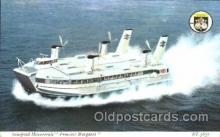 shi058209 - Seaspeed Hovercraft Princess Margaret Steamer, Steamers, Ship, Ships Postcard Postcards