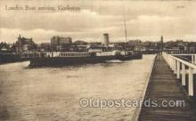 shi058223 - London Boat, Gorleston Steamer, Steamers, Ship, Ships Postcard Postcards